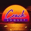 Crack Sunset