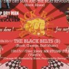 Drip Dry Man & the Beat Revolver (UK/B) + Black Belts