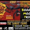 The Zombie Crows + The Boogie Moon Trio
