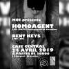 Homoagent & Bent Keys