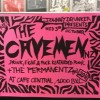 The Cavemen (NZ) + The Permanentz (B) by and w/ Johnny Drunker