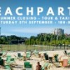 Summer Closing; Beach Party; Tour & Taxis