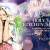 Holy Live-Kitchen Market Afterwork / Panda Gin / The Church