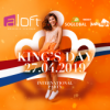 King's day * Party * Brussels at Aloft Hotel / EU District