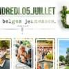Les belges jeunesses - Afterwork Gratuit à la Terrasse O2