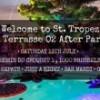 Welcome to St Tropez ༶ International Party  - Bois de la Cambre