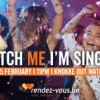 Catch Me I m Single au Knokke Out Waterloo /Et plus si affinité!