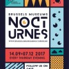 Brussels Museums Nocturne 2017